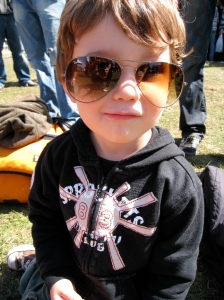 Judah rocks it for his first festival.