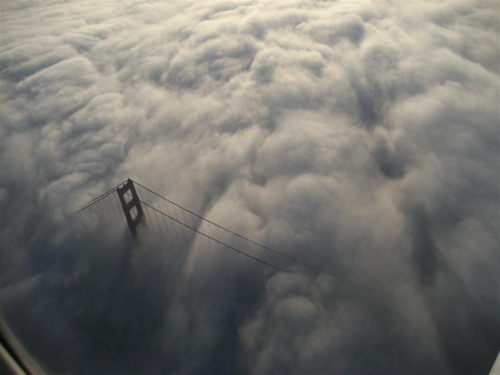 Šta je magla? Goldengate-fog